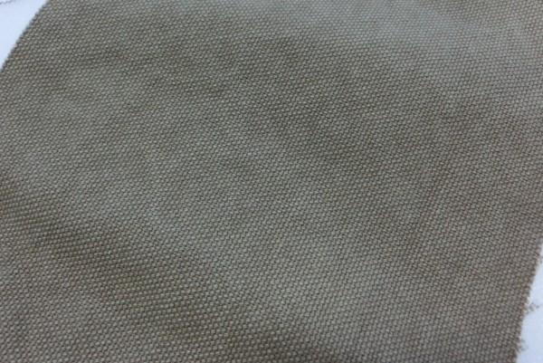 バイオワッシャー加工帆布生地